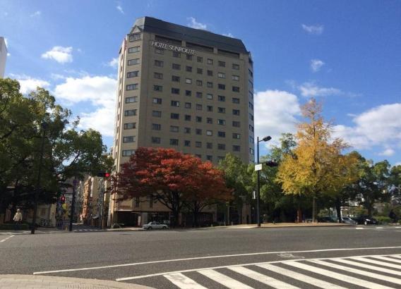 Hoteles en Japón - Sunroute Hiroshima hotel