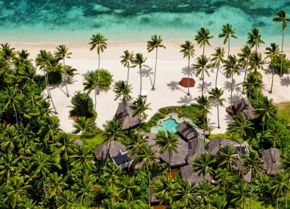 Hoteles en Fiji - Laucala Island Resort