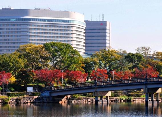 Hoteles en Japón - New Otani Osaka