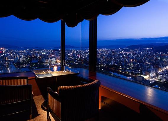 Hoteles en Japón - Rihga Royal Hotel Hiroshima