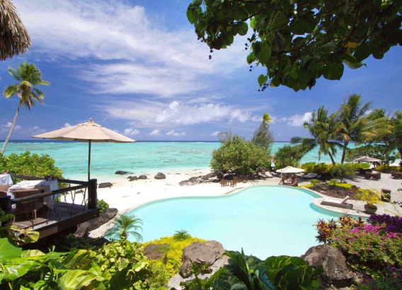 Hoteles en Islas Cook - Pacific Resort Aitutaki