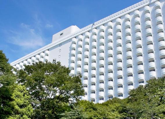 Hoteles en Japón - Grand Prince Hotel New Takanawa