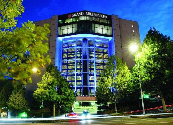 Hotel Grand Millenium Auckland (Antiguo Rendezvous)