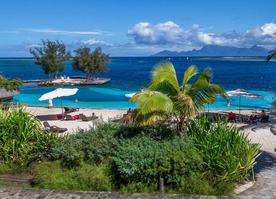 Hoteles en Polinesia - Manava suite Resort Tahití