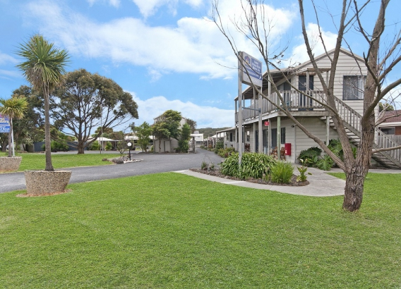 Hoteles en Australia - Best Western Great Ocean Road Motor Inn