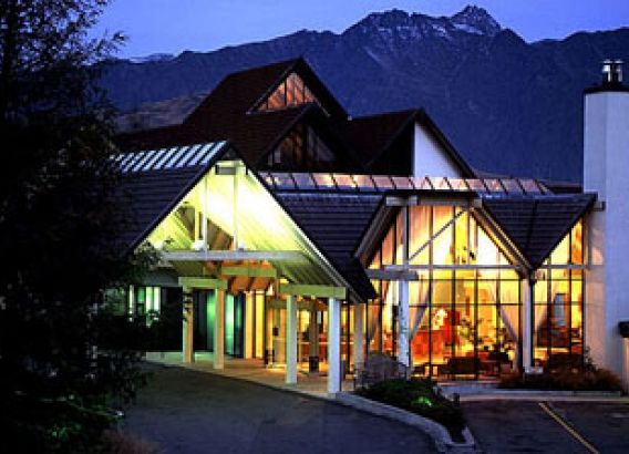 Hoteles en Nueva Zelanda - Copthorne Resort Lakefront