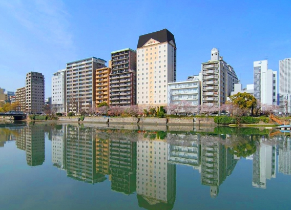 Hoteles en Japón - Hotel Jal City Hiroshima