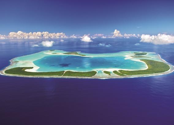 Hoteles en Polinesia - The Brando