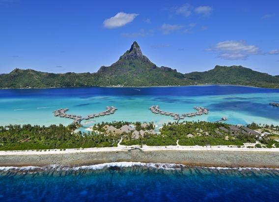 Hoteles en Bora Bora - Intercontinental Bora Bora Resort & Thalasso Spa