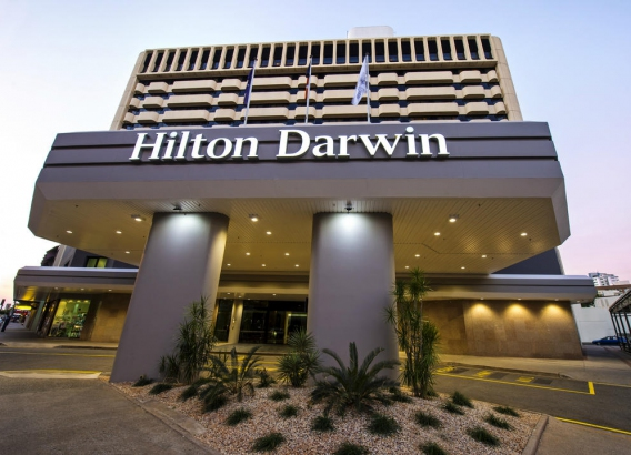 Hoteles en Australia - Hilton Darwin