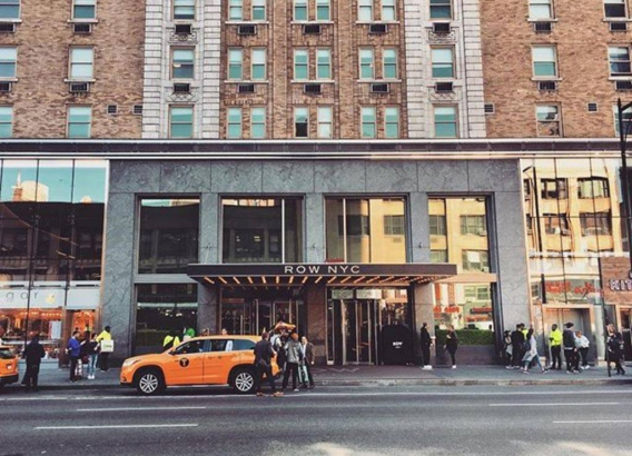 Hoteles en Polinesia - The Row NYC