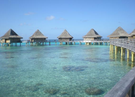 Hoteles en Polinesia - Hoshino Resort Kia Ora  Rangiroa