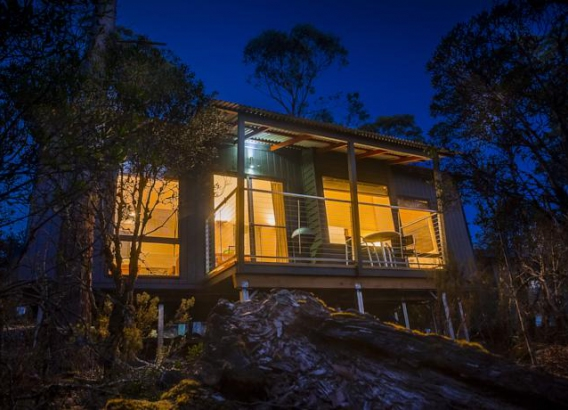 Hoteles en Australia - Cradle Mountain Wilderness Village