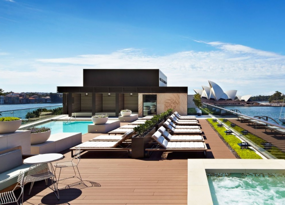 Hoteles en Sidney - Hotel Park Hyatt