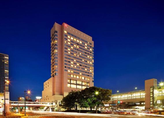 Hoteles en Japón - Sheraton Hotel Hiroshima