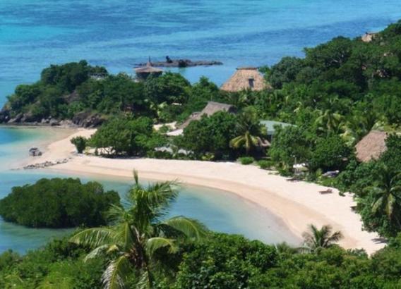 Hoteles en Fiji - Navutu Stars Resort