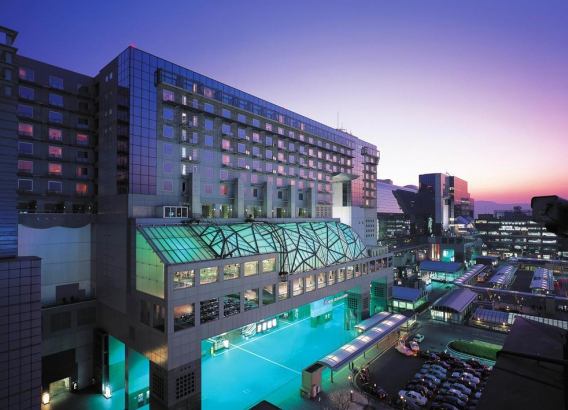Hoteles en Japón - Hotel Granvia Kyoto