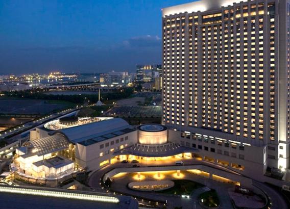 Hoteles en Japón - Nikko Tokyo Hotel