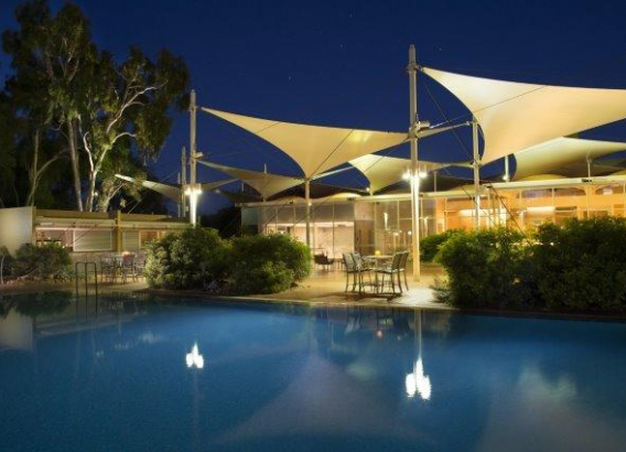 Hoteles en Ayers Rock - Hotel Sails In The Desert