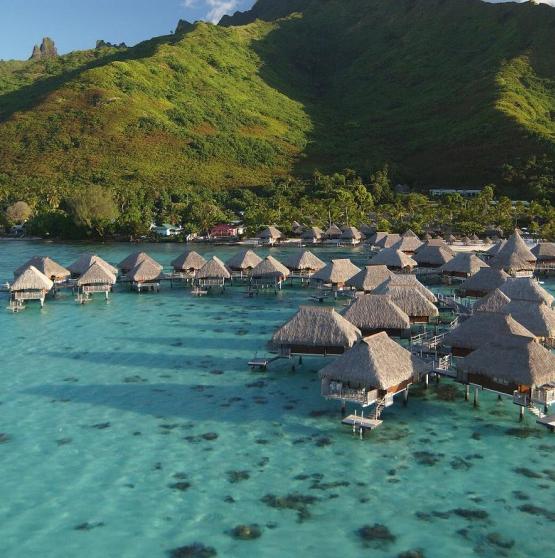 Viajar a Polinesia - POLINESIA HOTELES HILTON