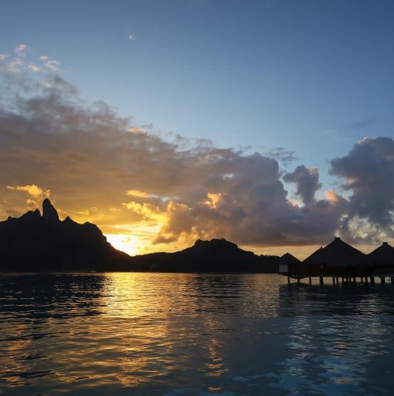 Viaje a Polinesia - VIAJE  DE LUJO