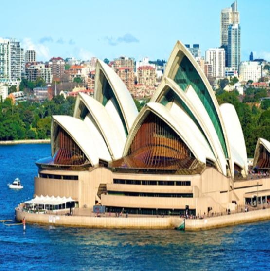 AUSTRALIA Y FIJI