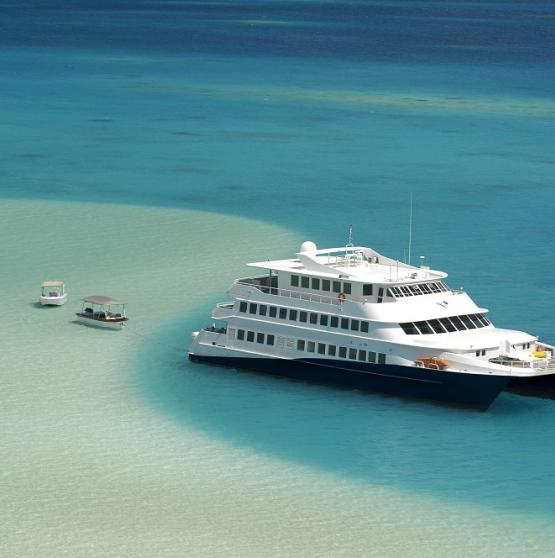 Viaje a Polinesia - CRUCERO HAUMANA