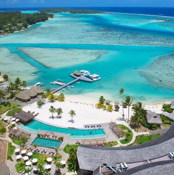 Viaje a Polinesia - POLINESIA HOTELES INTERCONT. MOANA