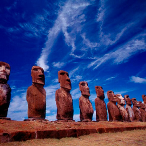 Viajar a Polinesia - CHILE  ISLA DE PASCUA  POLINESIA