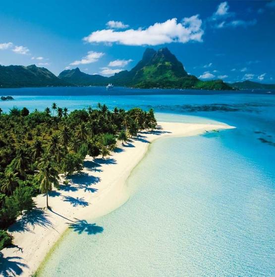 Viajar a Polinesia - TAHITÍ MOOREA Y BORA BORA