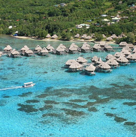 Viaje a Polinesia - POLINESIA  HOTELES SOFITEL