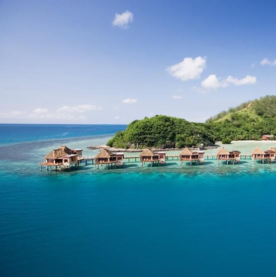 Viajar a Fiji - ISLAS YASAWAS Y MAMANUCAS EN 5*