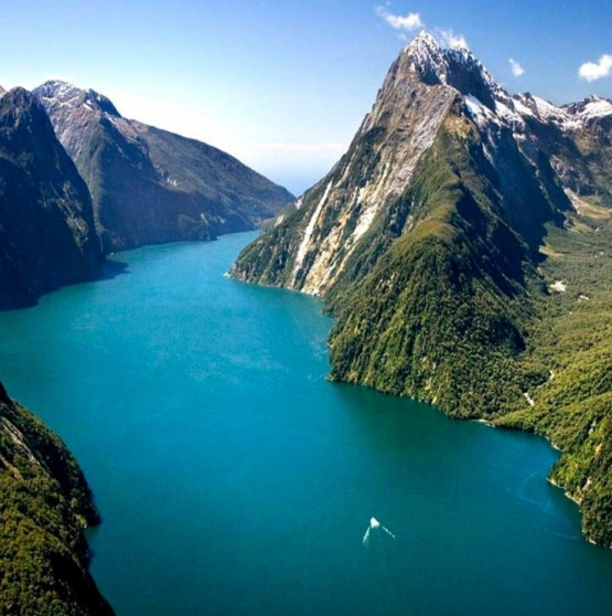 NUESTROS VIAJES A NUEVA ZELANDA - CIRCUITO NUEVA ZELANDA Y FIJI
