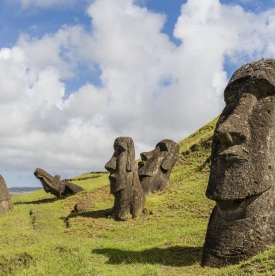 Viaje a Polinesia - ISLA DE PASCUA  TAHITÍ Y BORA BORA
