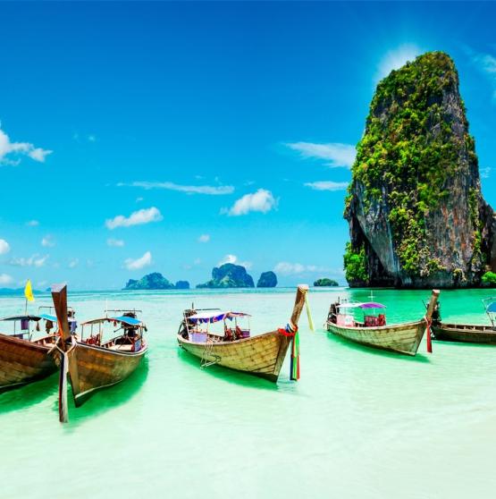 AUSTRALIA Y TAILANDIA