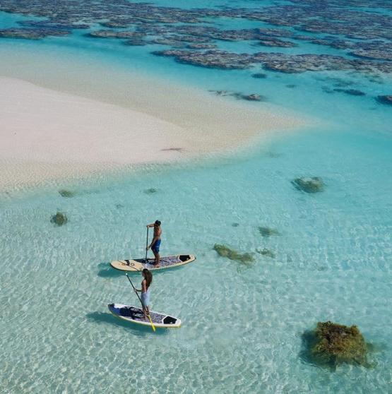 Viaje a Polinesia -  LA ISLA DE MARLON BRANDO