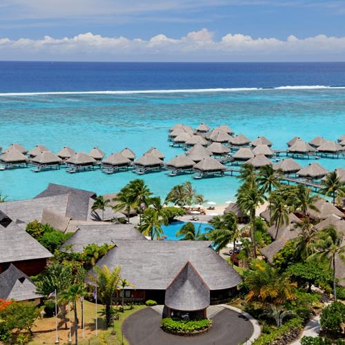 hoteles en polinesia